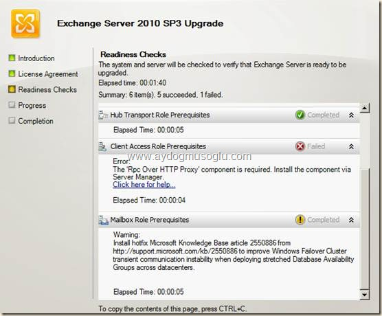 clip image006 thumb2 Exchange Server 2010'dan Exchange Server 2013'e Geçiş