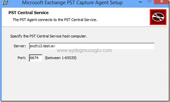 clip image010 thumb4 Exchange Server 2013 ile PST Hunting , PST Capture & Import