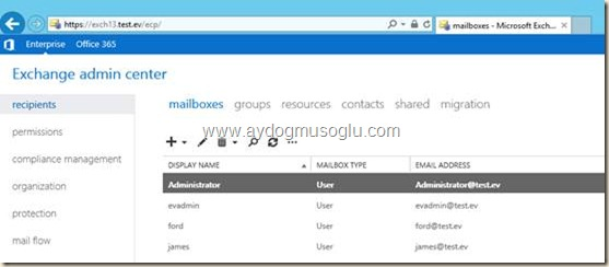 clip image024 thumb1 Exchange Server 2010'dan Exchange Server 2013'e Geçiş