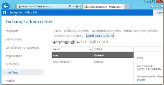 clip image028 thumb1 Exchange Server 2010'dan Exchange Server 2013'e Geçiş
