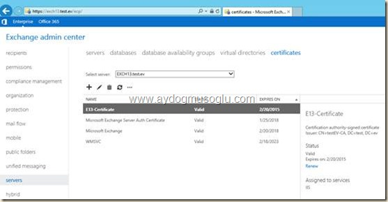 clip image032 thumb1 Exchange Server 2010'dan Exchange Server 2013'e Geçiş